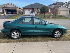 1998 Pontiac Sunfire for sale AS IS