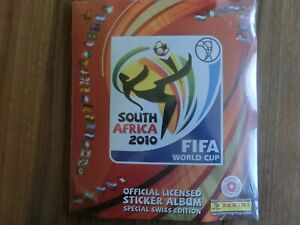 PANINI-WC-2010-SWISS-EDITION-SEALED-SET-INCLUDE-UPDATES