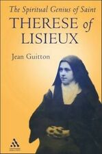 NEW Spiritual Genius of St.Therese of Lisieux by de Lisieux, Saint Therese Paper