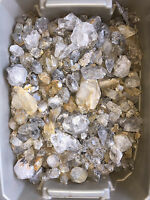 1 Lb. Of Rough Herkimer Diamond Quartz Crystals-genuine From Herkimer County Ny