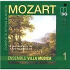 Wolfgang Amadeus Mozart - Mozart: Complete String Quintets, Vol. 1 (2001)