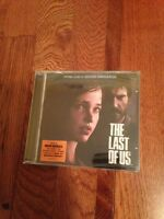 The Last Of Us Cd Music Soundtrack Collectors Rare Naughty Dog