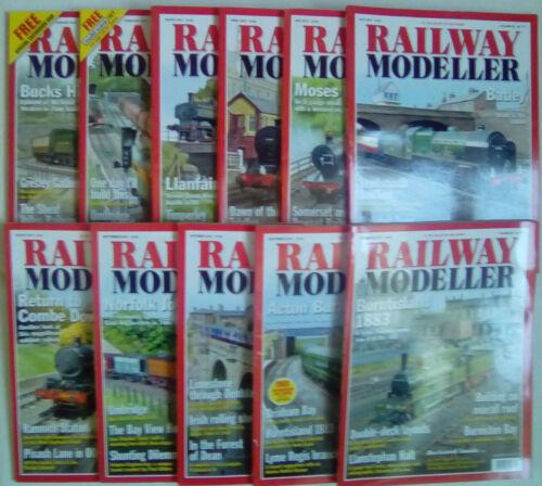 Railway Modeller Magazine January - December 2015 SELECT YOUR CHOICE