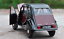 Welly-1-24-Citroen-2CV-6-Charleston-Diecast-Model-Sports-Racing-Car-Red-IN-BOX thumbnail 3