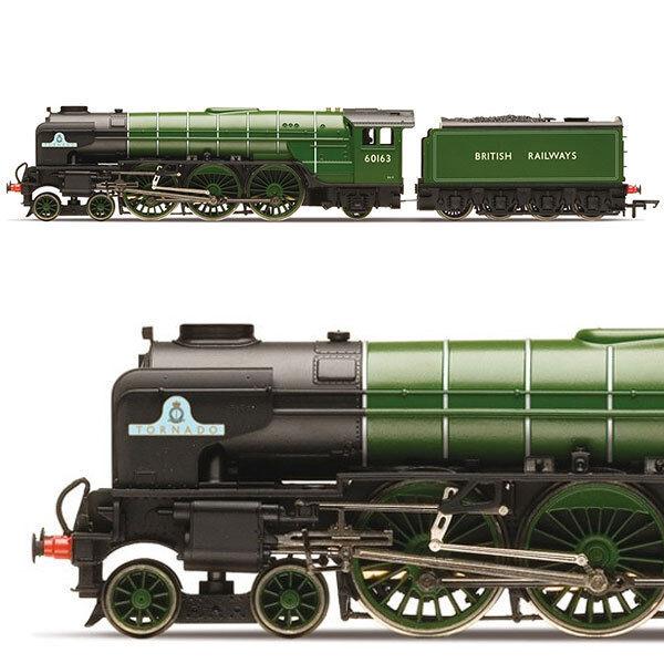 HORNBY Loco R3060 BR 4-6-2 Tornado A1 Class Railroad