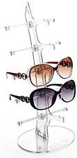 Eyeglasses Sunglasses Storage Display Stand Holder Organizer Case Show Rack For