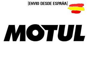 PEGATINA-STICKER-VINILO-Motul-oil-motorbike-aufkleber-autocollant-kit-de-2