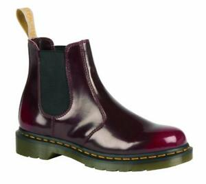 Title Show Cherry Dr Boots Details About Slip 2976 On Doc Martens Vegan 21802600 Red Original kPTOZXiu