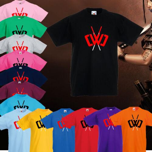 Chad Wild Clay CWC NINJA Kids Boys Girls T-Shirt Top Tee Fun Adventures Youtube