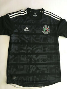 new arrival eaef6 a790c Details about adidas Mexico Authentic 2019 Home Jersey FJ4428