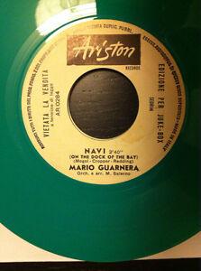 MARIO-GUARNERA-promo-jb-NAVI-On-the-dock-of-the-bay-OTIS-REDDING-1968-NEW-MINT