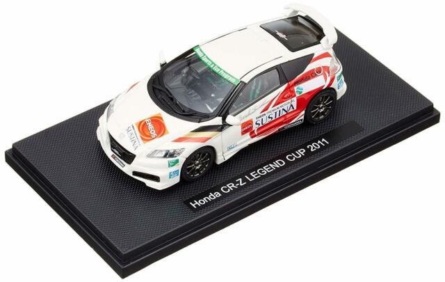 EBRRO 1/43 Honda CR-Z Mugen Legend Cup 2011 set japan import