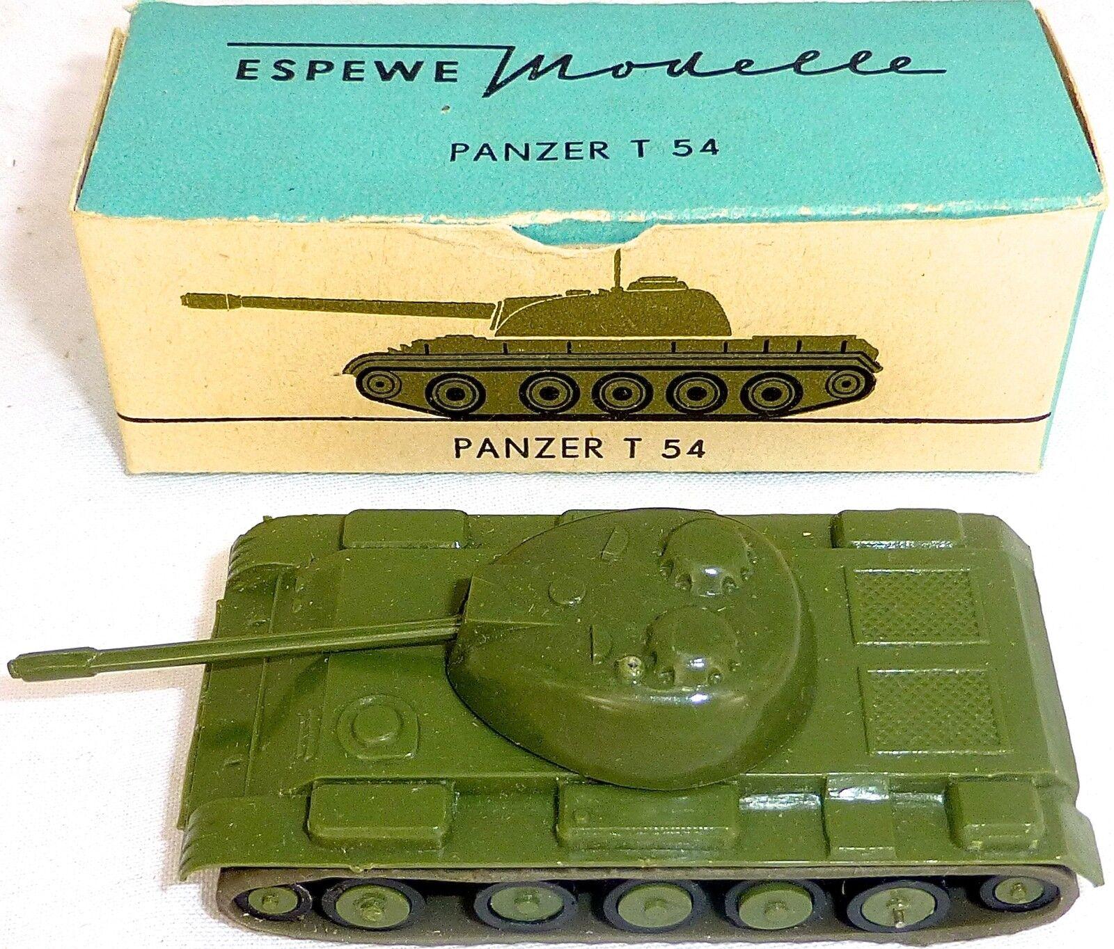 T 54 Armee Panzer Panzer Panzer DDR VEB ESPEWE Berlin OVP H0 HN5 å c57955