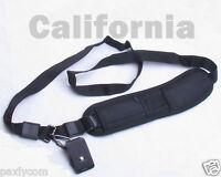 1/4 Camera Quick Rapid Shoulder Neck Strap Belt Slr For Canon Nikon Sony Dslr