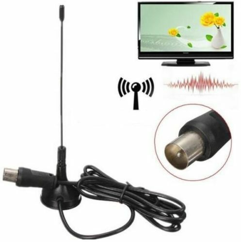 5dBi Freeview DVB-T TV HDTV Digital Booster Portable Antenna with Magnetic Base^