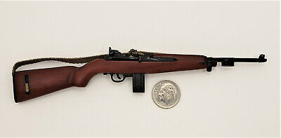 DID Sam WWII 77th division wood n metal M1 carbine rifle 1//6 toys Soldier alert