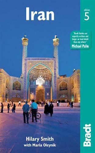 Irán ( Bradt Travel Guides) por Smith,Hilary,Nuevo Libro,Gratis & ,( Braguita
