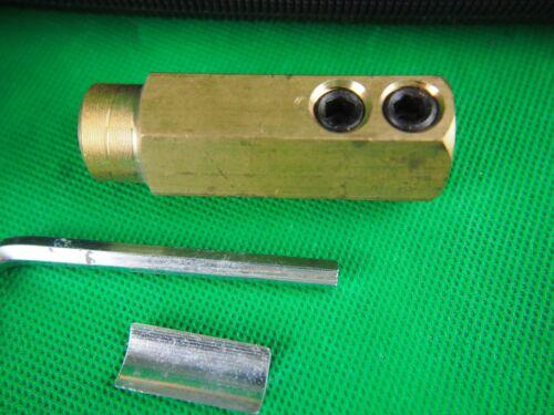 600A Electrode Holder 600A Twist-Lock ARC Stick Welding Handle Bobthewelder