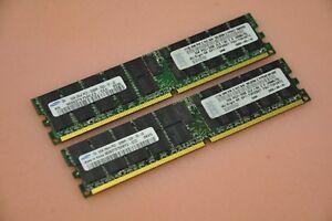 IBM-4GB-2x-2GB-DDR2-PC2-3200R-CL3-ECC-REG-RAM-kit-73P2871-73P2867-38L5094