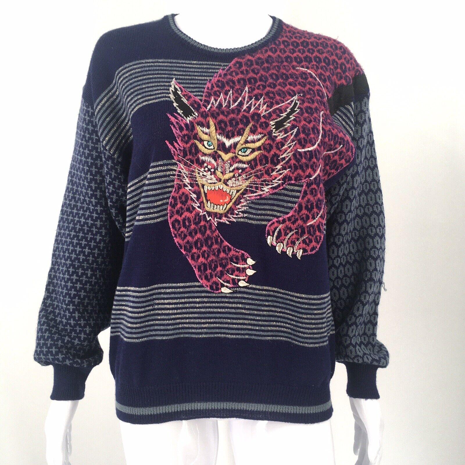 Kansai Yamamoto Vintage Sweater  - image 1