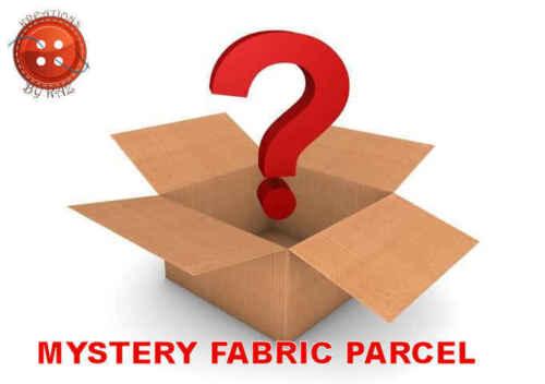 £10 CHRISTMAS  MYSTERY FABRIC PARCEL