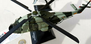 1-x-NH-90-Spain-Helicoptere-OTAN-HELICOPTERE-USA-metal-1-72-Miniature-yakair