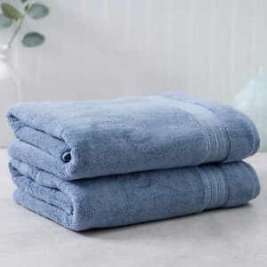 Details About Charisma Soft 100 Hygro Cotton 2 Piece Bath Towel Set Free Shipping