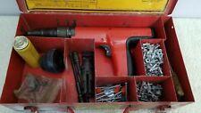 Hilti Dx350 Powder Actuated Nail Gun