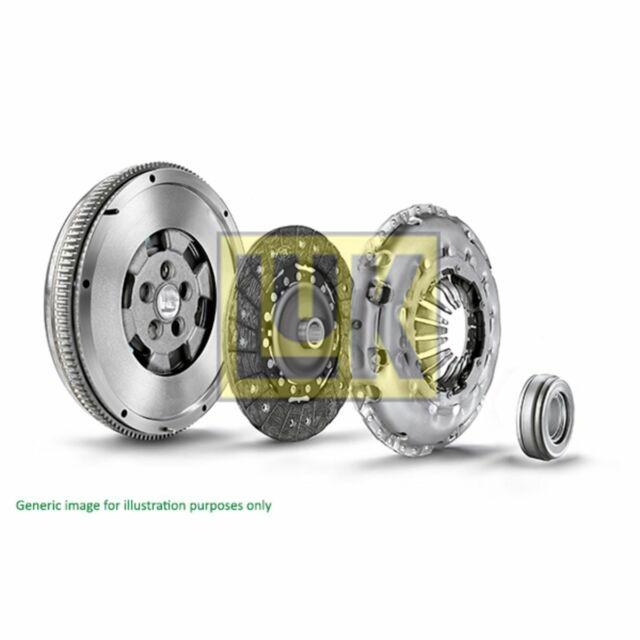 Kupplungssatz Kupplungsscheibe und Druckplatte LUK 624334200