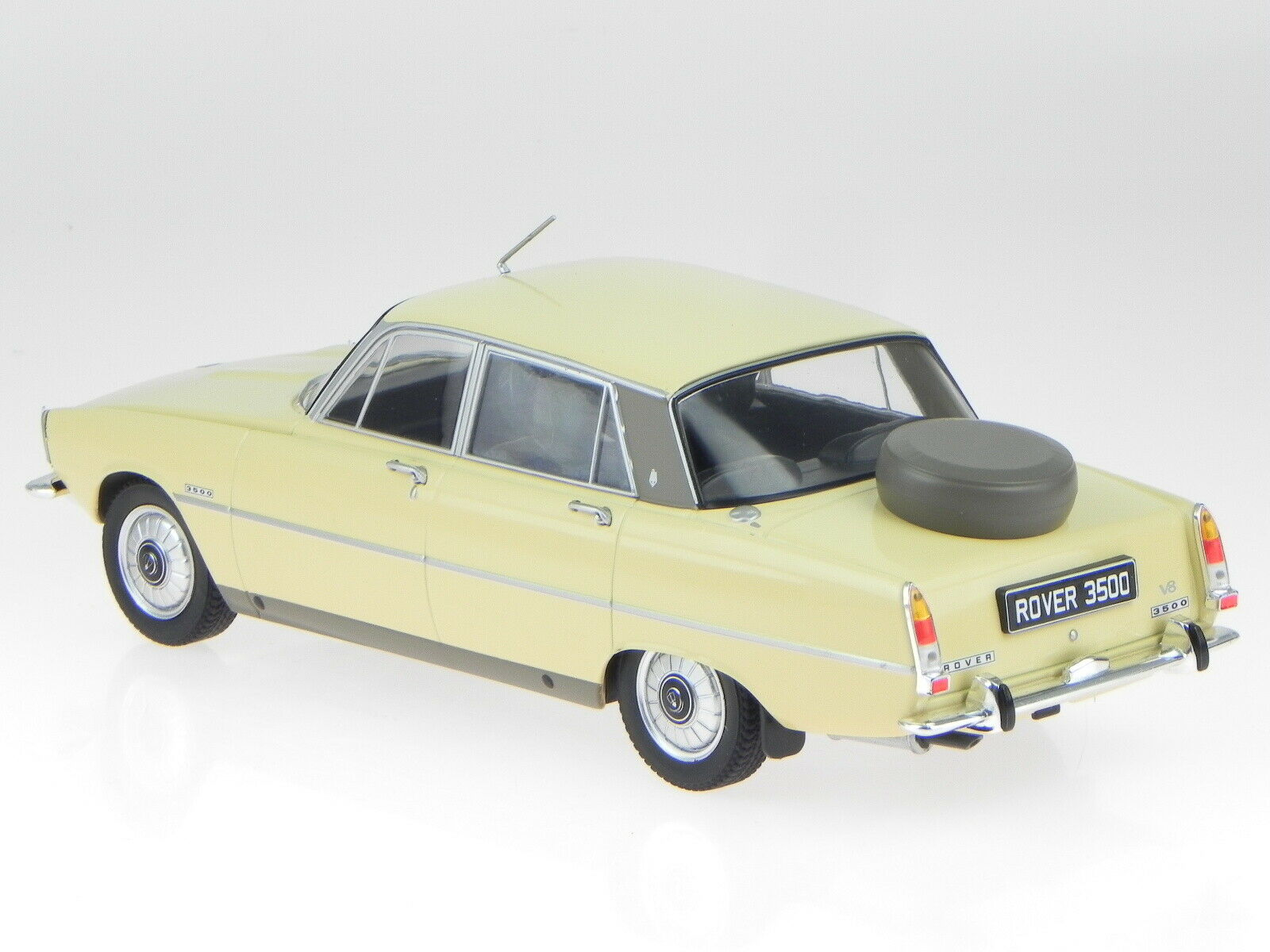 Rover P6 3500 1964 yellow yellow yellow diecast modelcar 18046 MCG 1 18 f58fed