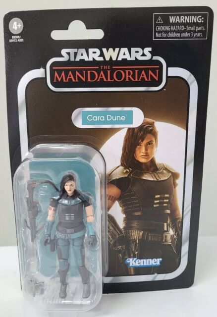 Cara Dune Vintage Collection Action Figure Star Wars The Mandalorian