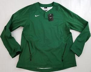 Nike Giacca Verde Softball 708188 M Maglietta Camicia Msrp Uomo Baseball Nuove PqOCdP