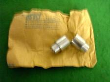 SUZUKI FR80 GP100 RG50 GEN NOS PAIR REAR WHEEL SPROCKET RETAINERS 64733-43000