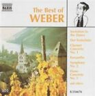 The Best of Weber (CD, Oct-1997, Naxos (Distributor))