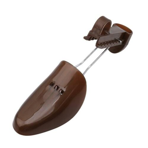 Women Men Adjustable Plastic Shoes Tree Keepers Support Stretcher Shapers Gift N