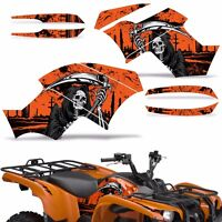 Graphic Kit Yamaha Grizzly 550/700 Atv Quad Decal Sticker Wrap 2007-2014 Reap Og