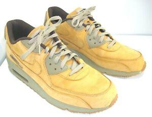 men's nike air max 90 winter premium running shoes