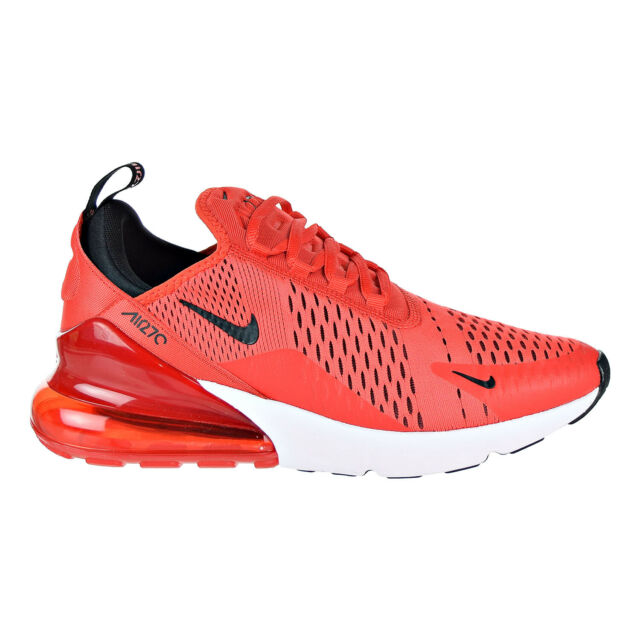 Clothing Shoes Accessories Nike Air Max Men S Shoes Nike Air Max 270 Habanero Red Black White Men S Shoes Ah8050 601 Size 11 5 New Sraparish Org