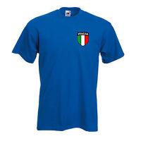 Italy Italian Italia National Football Soccer Team T-shirt - All Sizes Available