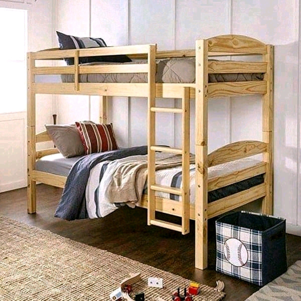 Strong double bunk beds