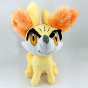 Fennekin-Plush-Fox-Fire-Pokemon-XY-Starter-Stuffed-Animal-Toy-Figure-Fluffy-8-034