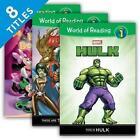 World of Reading Level 1 Set 2 by ABDO Publishing Hardcover