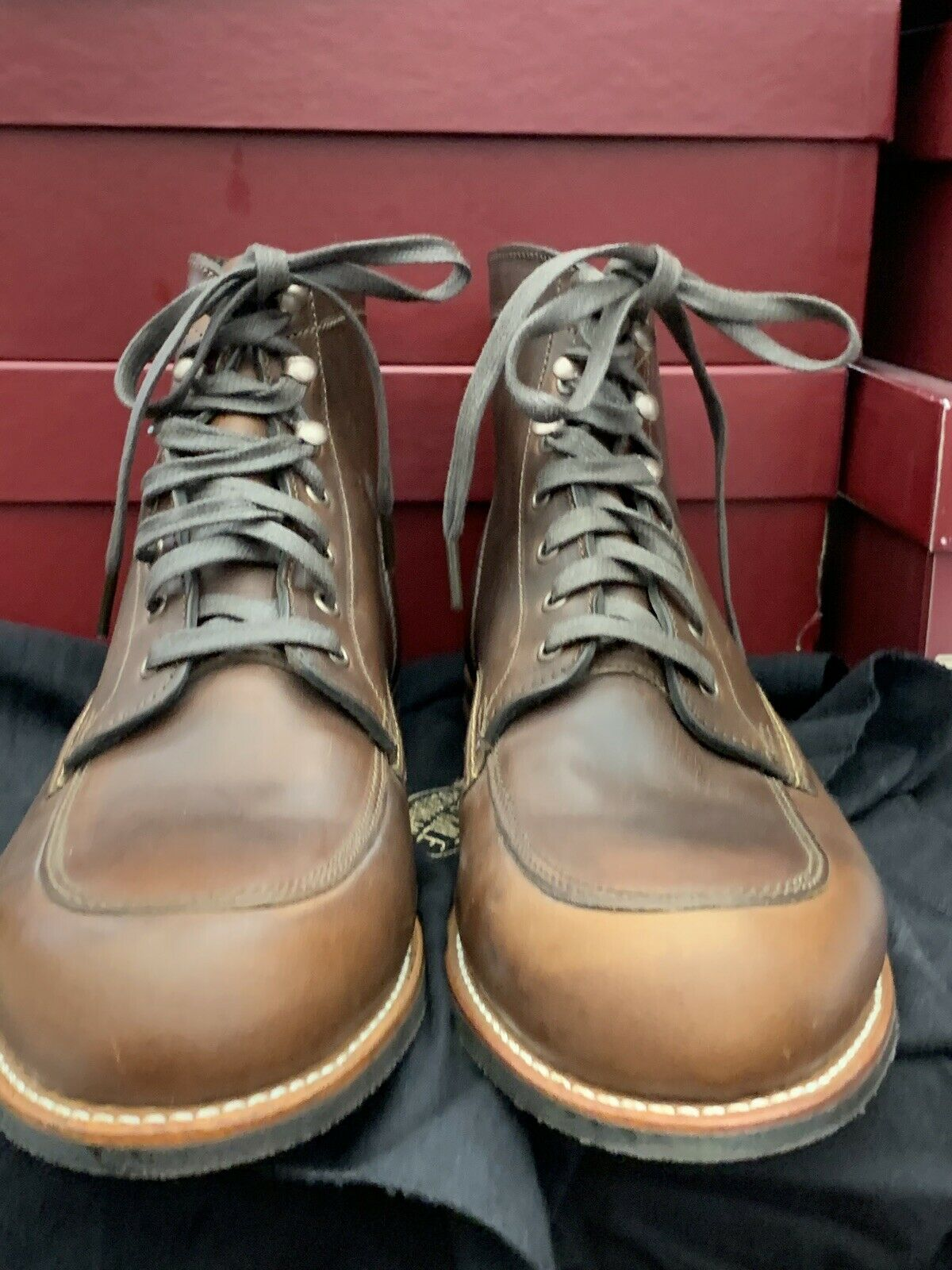wolverine 1000 mile Courtland boot
