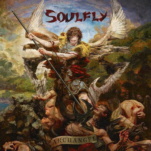 SOULFLY - ARCHANGEL - CD - NEU