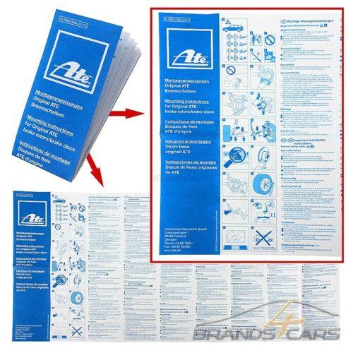 UAT Power Disc 2x Disque De Frein est aérée ø300 Avant BMW 1-er e82 e88 Bj 07-13