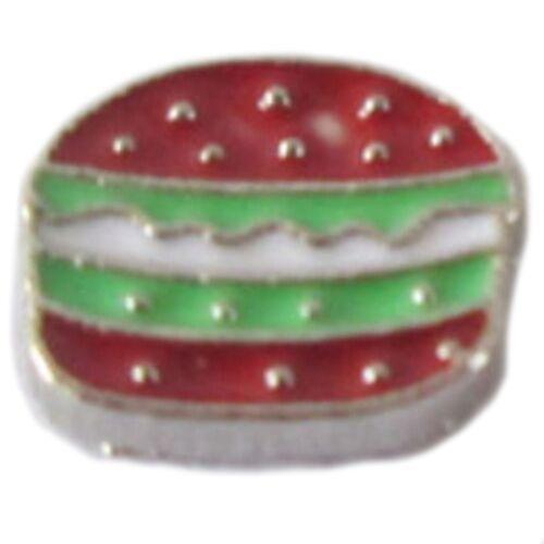 Mejor Calidad Amuleto Flotante Para Memoria Viva Relicario alimentos religión Misc Viaje 2