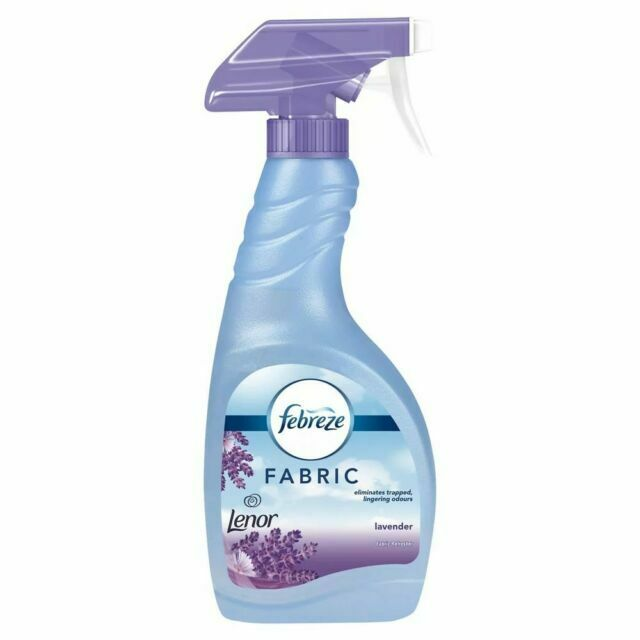 Febreze Fabric Refresher creating a welcoming atmosphere with fresh elegant New