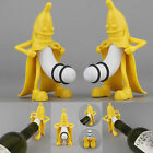Banana Wine Bottle Beer Opener Stopper Plug Bar Home Tools Gifts Yellow Creative