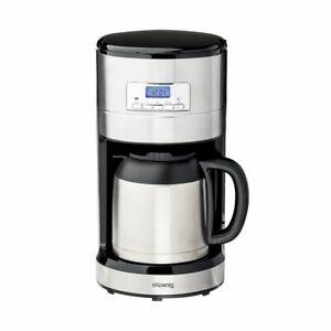 H-Koenig-Cafetera-de-Filtro-Programable-1-2L-Funcion-para-Mantener-Caliente