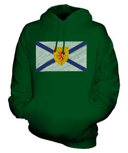 NOVA-SCOTIA-STATE-SCRIBBLE-FLAG-UNISEX-HOODIE-TOP-GIFT-NOVA-SCOTIAN-FOOTBALL